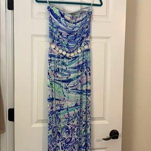 Lilly Pulitzer Shell Dress